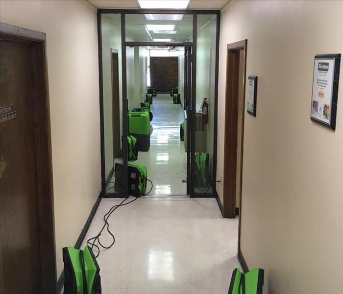 Water Damage in Victoria, Texas